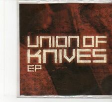 (FB253) Union Of Knives, Evil Has Never - DJ CD