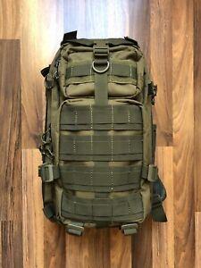 Defcon 5 Modell Tactical US Assault Pack Rucksack Oliv