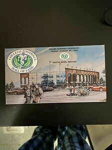 College Football Hall Of Fame Grand Opening & Dedication 1995 Coin plus more