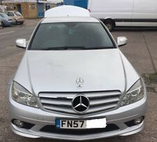 Mercedes C class c220 AMG 2007 57 automatic 2.2 diesel damaged cat N 3 owners