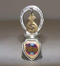 Pewter Souvenir Collectible Thimble - The Players Casino - Las Vegas