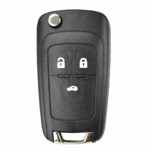 Key Shell Replacement For Holden Cruze Barina Trax Key Remote Case Repair Kit