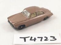 SUPERB MATCHBOX LESNEY # 28C JAGUAR MK 10 ORIGINAL DIECAST CAR BROWN 1964-68