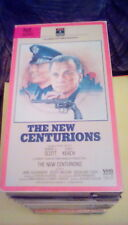 The New Centurions (1972) VHS police drama action Stacy Keach George C. Scott