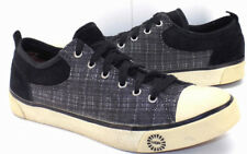 UGG Australia Evera Black Casual Lace Up Sneakers Women's US Shoe Size 8.5