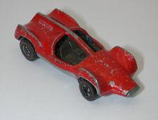 Redline Hotwheels Red 1973 Double Vision oc15814