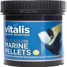 Vitalis Marine Platinum XSmall Pellet 120g Fish Food