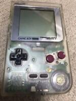 Nintendo Gameboy Pocket Skeleton Famitsu Limited Edition GB Tested Working Japan