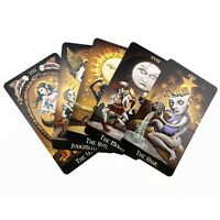 Deviant Moon Tarot Deck Cards Divination Prophet Cards Family & Party Playing