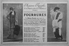 Hermine Oreilles Et Queue Lot Marron en fourrure noire fantaisie robe Costume d/'animal taille unique NEUF