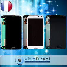 Ecran complet pour Samsung Galaxy S5 i9600 G900F vitre tactile + LCD.