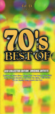 70's BEST OF Collector's Edition 6 CD RARE BOX SET Limited Ed. POP MUSIC NEW R4