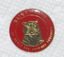 D7  PIN ROND ROUND UNITED ANIMAUX SAUVAGES WILD LIFE ANIMALS