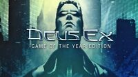 Deus Ex Game of the Year Edition Pc New Cd Rom Sealed Full Version Win10 8 7 XP
