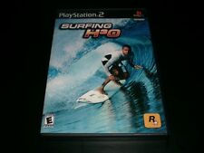 """Surfing H3O (PlayStation 2) Complete """"Great Condition"""""""