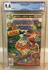 FANTASTIC FOUR #199 CGC 9.4 DOCTOR DOOM APPEARANCE THE SON OF DR DOOM