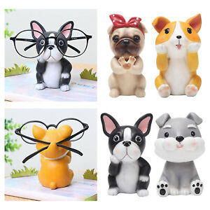 Eyeglass Spectacle Holder Stand,  Stand Cute Dog, Creative Glasses Holder,
