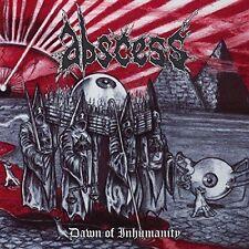 ABSCESS - DAWN OF INHUMANITY NEW CD