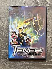 Tenchi Universe - The Last Battle - Animated DVD Pioneer Bilingual  Fast Ship