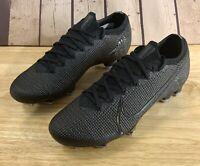 Nike Mercurial Vapor 13 Elite FG Soccer Cleats AQ4176-001 Sz Mens 4.5 / Womens 6