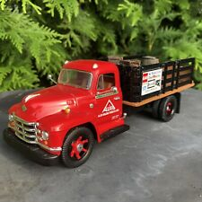 First Gear 1/34 Diamond T Stake Truck Allied Materials