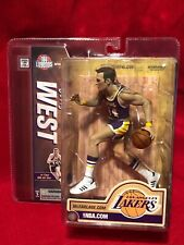 JERRY WEST, NBA LEGENDS 2, MCFARLANE, LOS ANGELES LAKERS