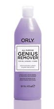ORLY GENIUS ALL PURPOSE REMOVER - 16oz/473ml