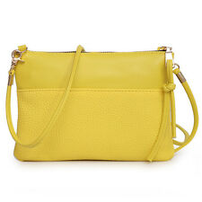 Women Handbag CrossBody Messenger Shoulder Bag Cute Clutch Purse Reversible Tote