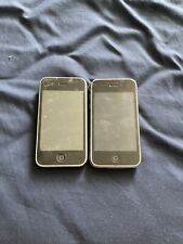 2 Apple iPhone 3GS Not Working For Parts