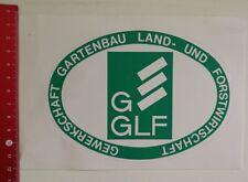 Aufkleber/Sticker: GGLF Gewerkschaft Gartenbau Land und Forstwirt.. (040517148)