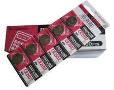50 x CR2032 BR2032 DL2032 di marca a bottone al litio 3 V Pulsante Batterie