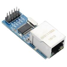 Mini ENC28J60 Ethernet Network Module with Serial Peripheral Interface 3.3V HFT