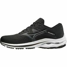 Mens Mizuno Wave Inspire 17 Wide Fit 2e Mens Running Shoes - Black 0
