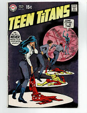 Teen Titans 26 Donna Troy quits cover! VG+ copy