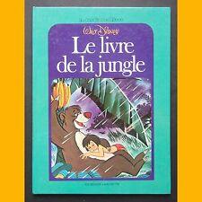 Le Jardin des Rêves LE LIVRE DE LA JUNGLE Walt Disney 1982