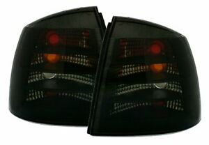 Tail Lights for Opel ASTRA G 97-04 3D 5D Smoke WorldWide Free Shipping AU LTOP48