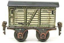 VINTAGE PRE-WAR MARKLIN #63 0-GAUGE FREIGHT CAR