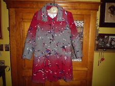manteau femme 64% de laine vierge taille 42/44 comme neuf