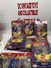 Dragon Ball Z Figure Lot Of 11 MOC FUNimation Irwin Toy 2002 SEALED saga