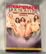 DVD Desperate Housewives The Complete Third Season 2007 6-Disc Set Dirty Laundry