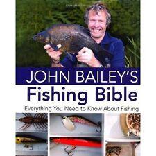 Excellent, John Bailey's Fishing Bible, John Bailey, Book