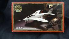 Revell 8619 Bell X-5 History Makers Model Kit 1:40 BS323