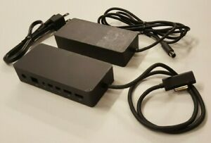 Surface Dock - Microsoft Docking Station for Pro X, 7, 6,5,4,3, Laptop, Book, Go
