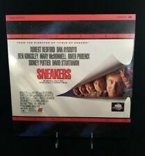 Sneakers (Laserdisc) 1993 - 2 Discs - Letterboxed