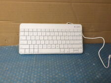 Logitech Wired Keyboard for iPad iPhone Lightning Connector 820-006464 Y-B0006