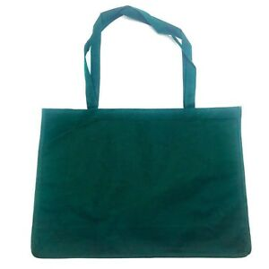 """Extra Large Reusable Grocery Shopping Tote Bags Recycled Eco Friendly 20"""""""