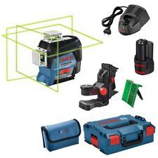 Bosch Linienlaser GLL 3-80 CG L-Boxx mit 1 x 2,0 Ah Li Ion Akku BM1 0601063T00