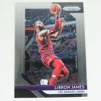 Lebron James Panini Prizm 2018-2019 #6 LA Lakers NBA Basketball Sports Card