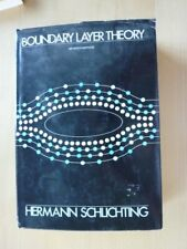 Boundary Layer Theory by Schlichting, Hermann