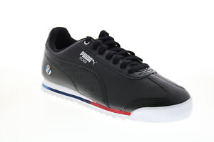 Puma BMW MMS Roma 30663801 Mens Black Motorsport Inspired Sneakers Shoes 7